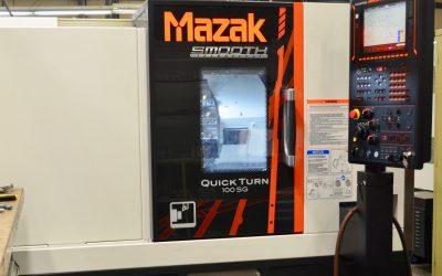 Mazak Manufacturing Equipment