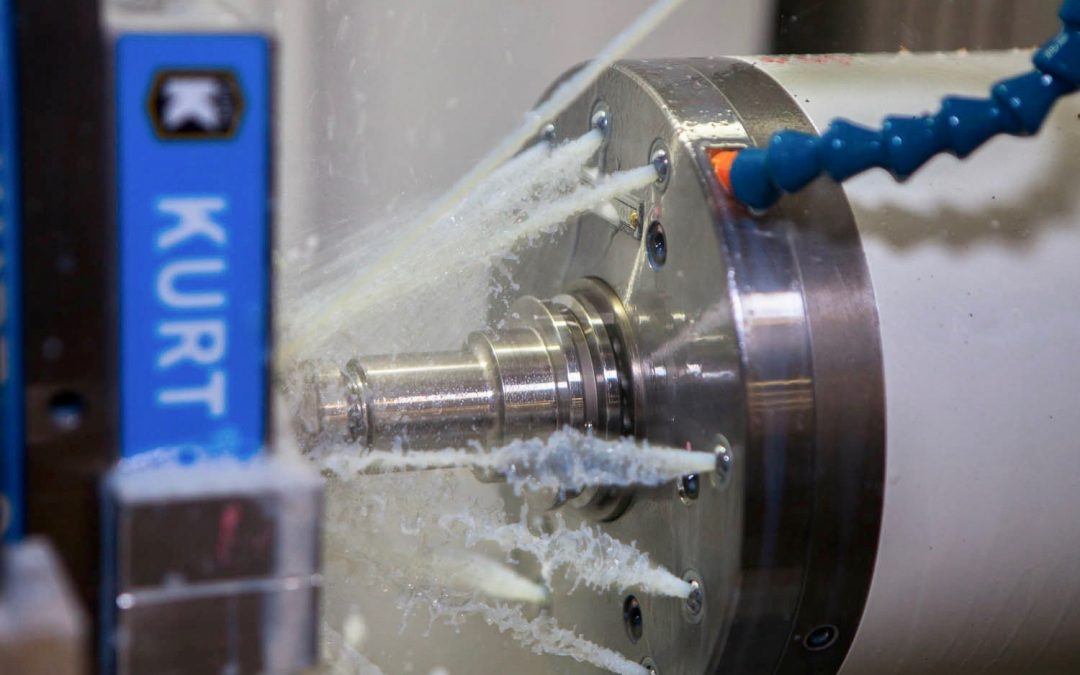 What is machining?