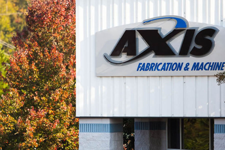 Axis Fabrication In the fall