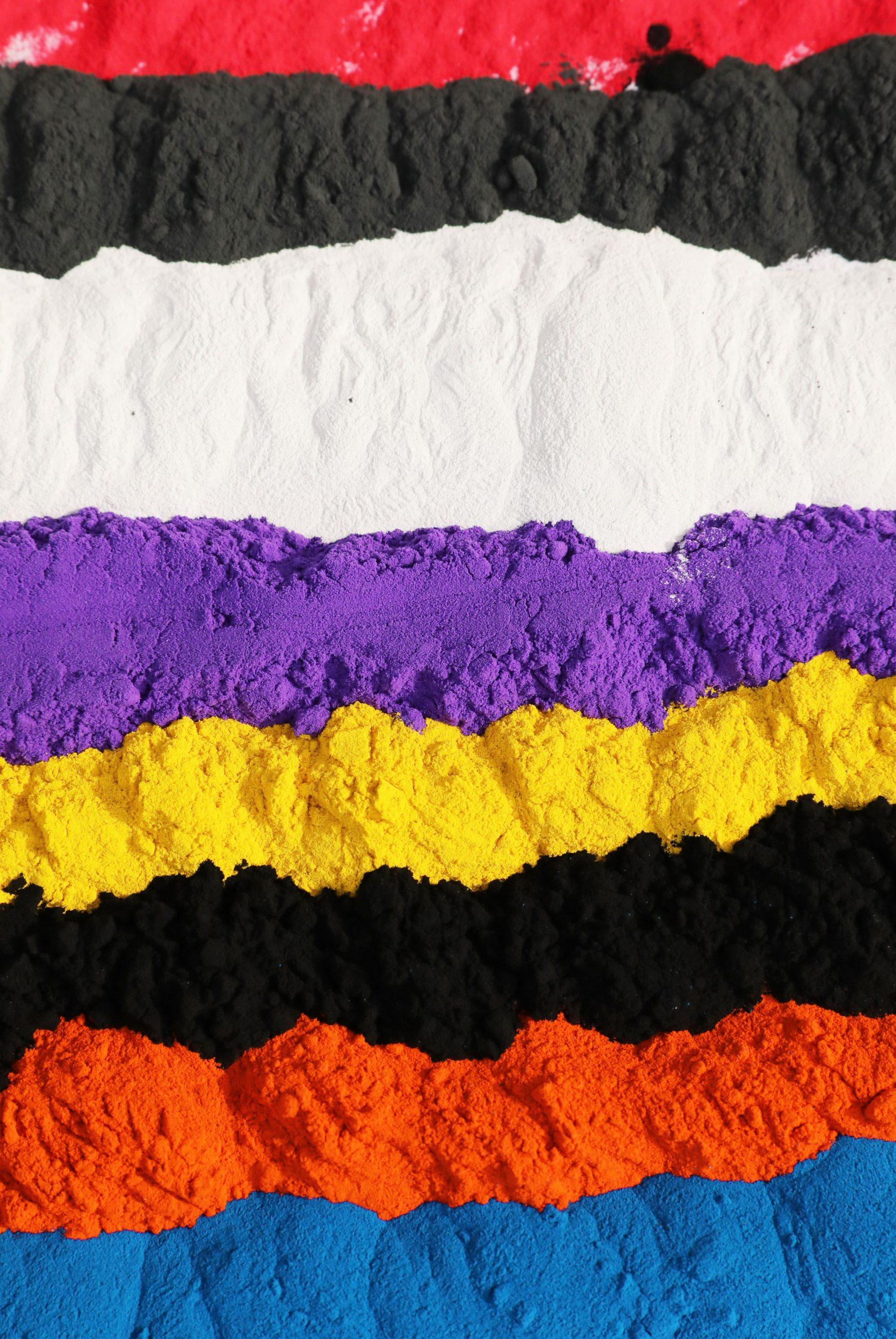 Axis Powder Coat Color Options